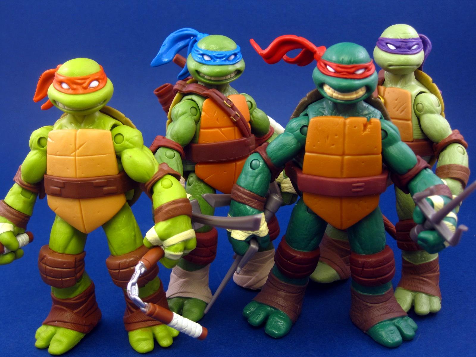 2012 Teenage Mutant Ninja Turtles